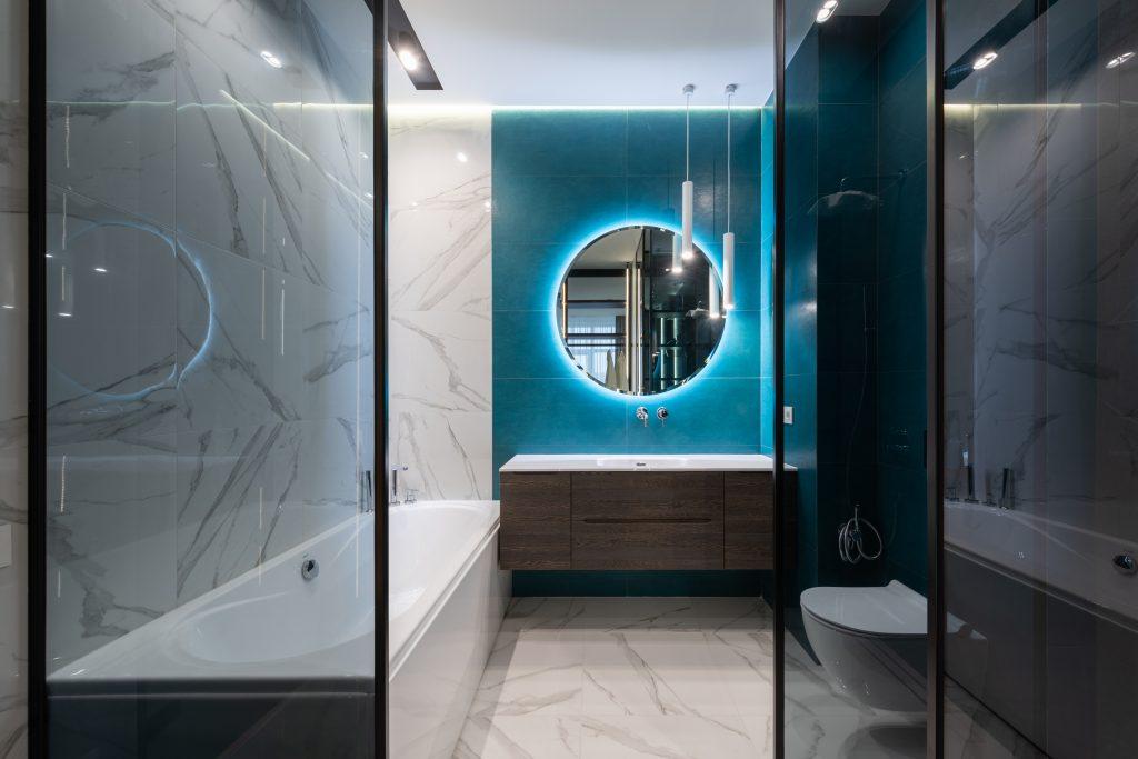 Hotellerie Badezimmer